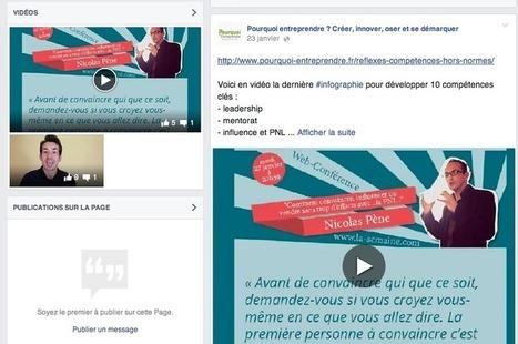 4 conseils pratiques : Facebook pour votre business - Révolution des Réseaux Sociaux | Pourquoi entreprendre | Scoop.it