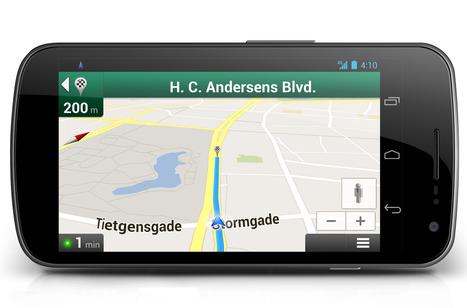 Google Maps vous propose plus d'un demi-million de kilomètres d'itinéraires en vélo dans 12 pays | L'édition numérique pour les pros | Scoop.it