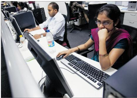India now a big data giant | Pierre Paperon | Scoop.it