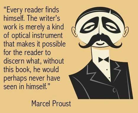Marcel Proust | eyelands | Scoop.it
