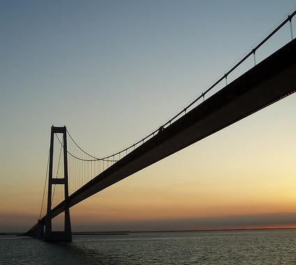 Los Puentes Colgantes Más Grandes del Mundo | ZibarTec | ies5_Puentes | Scoop.it
