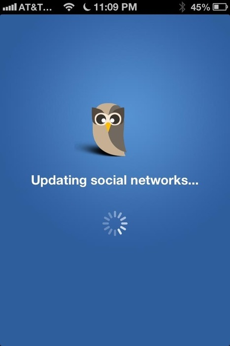 HootSuite App Updated with Timesavers | The Content Marketing Hat | Scoop.it