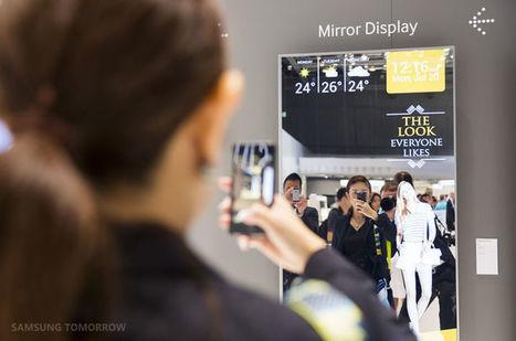 Non, l'écran en magasin n'est plus un simple élément de décoration ! | Digital et Expérience client omnicanal | Scoop.it