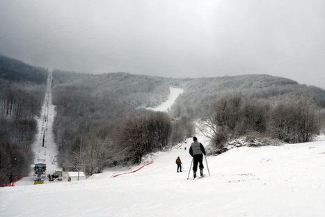 Skijaško takmičenje na Crnom vrhu | Turistički potencijali opštine Bor :) | Scoop.it