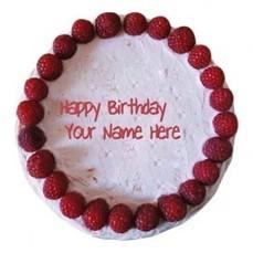 1 Kg Round Strawberry Cake - Cakes | Trendy Dresses | Scoop.it
