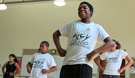Dance Is The Catalyst For AileyCamp | KCUR | OffStage | Scoop.it