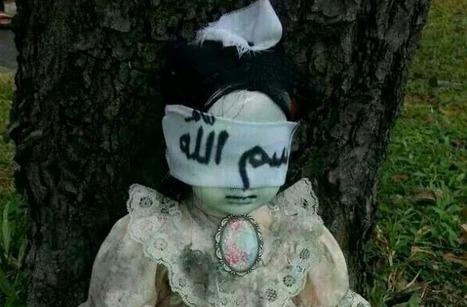 Creepy Doll Terrorizes Singapore Citizens   Digital-News on Scoop.it today   Scoop.it