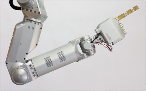 A2 Compliant Arm | Robots and Robotics | Scoop.it