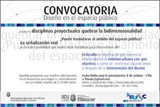 Convocatoria: Diseño en el espacio Público   SEDICI   Difusión de actividades de la UNLP   Scoop.it