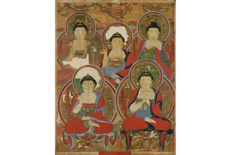 Portland Art Museum announces exhibition and repatriation of Korean Buddhist painting | Art Daily | Centro de Estudios Artísticos Elba | Scoop.it