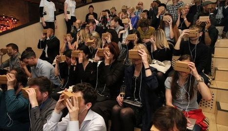 """""""Looking through everyone elses #VR eyes"""" Dating at 100: Imagining a New Reality 