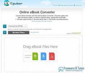 Online eBook Converter : un outil en ligne pour convertir des ebooks | A savoir | Scoop.it