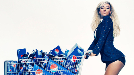 Nutrition Watchdog Urges Beyoncé To Drop Pepsi Deal | Advertising+MKTG | Scoop.it