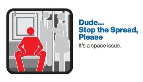 'Manspreading': Now Taking Up Space in the Oxford English Dictionary | INTRODUCTION TO THE SOCIAL SCIENCES DIGITAL TEXTBOOK(PSYCHOLOGY-ECONOMICS-SOCIOLOGY):MIKE BUSARELLO | Scoop.it