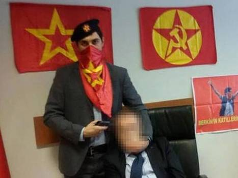 Militants take prosecutor hostage inside Turkish court | Trade unions and social activism | Scoop.it
