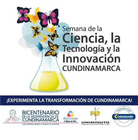 Provincia Oriente vivío la semana de la ciencia y la tecnología - Periodismo Público   Ciencia, Tecnología e Innovación para Cundinamarca.   Scoop.it