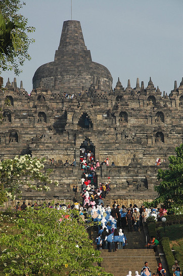 Indonesia: Templo de Borobudur | Cultura Asiática | Scoop.it
