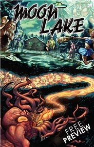 Moon Lake - Preview | Graphic Novels & Comic Makers | Scoop.it