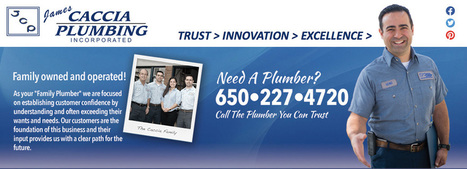 Burlingame Plumber | James Caccia Plumbing San Mateo, CA | Plumbing Services Contractor | Burlingame Affordable Boiler Replacement Services | Scoop.it