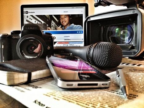 Convergencia Digital: Nuevos perfiles profesionales del periodista | Andrés Barrios Rubio, William Ricardo Zambrano Ayala | Comunicación en la era digital | Scoop.it