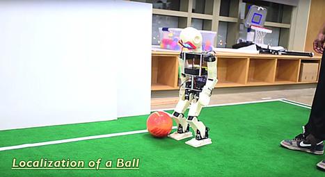 Marquette University's HEIR Lab Participates in RoboCup « Trossen Robotics Blog | Heron | Scoop.it