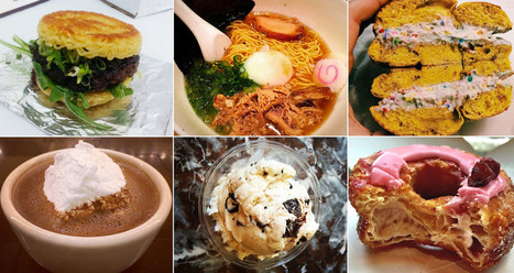 The 20 Most Instagrammed Dishes in New York City | Travel Bites &... News | Scoop.it