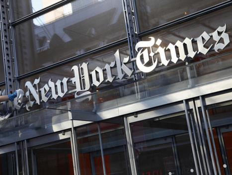 Le «New York Times» se refait une santé grâce au numérique   Les médias face à leur destin   Scoop.it
