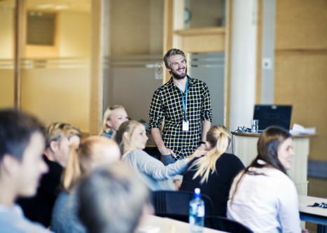 Rollemodell - inspirerer elever til å velge realfag   Utdanningsvalg og karriereveiledning   Scoop.it