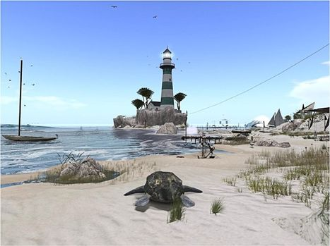 Baja Norte Beach - Second Life - Yana | Legal Steroid and Sport Supplements | Scoop.it