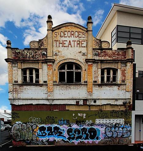 St George, Yarraville | Abandoned Houses | Scoop.it