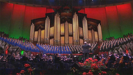 A joyful noise: The Mormon Tabernacle Choir - CBS News | Noise and acoustic treatment | Scoop.it