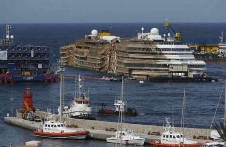 More Remains Found at Costa Concordia Wreck Site | gCaptain ⚓ Maritime & Offshore News | Food | Scoop.it
