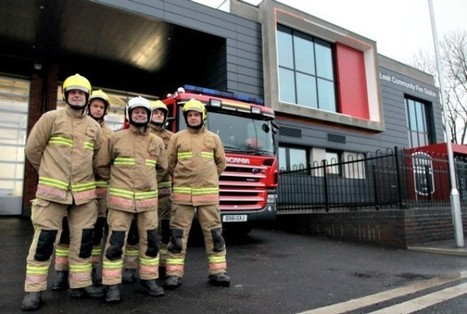 8th Jan: 'All systems go' as Leek's firefighters move into new £3.4m station | Stoke-on-Trent & North Staffordshire | Scoop.it