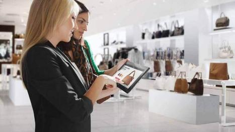 Here are the Top 5 Retail Technology Trends in 2016 | Technology in Business Today | Scoop.it
