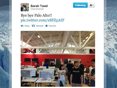 In A Key Shift, Pinterest Is Leaving Palo Alto And Moving To San Francisco | Pinterest | Scoop.it