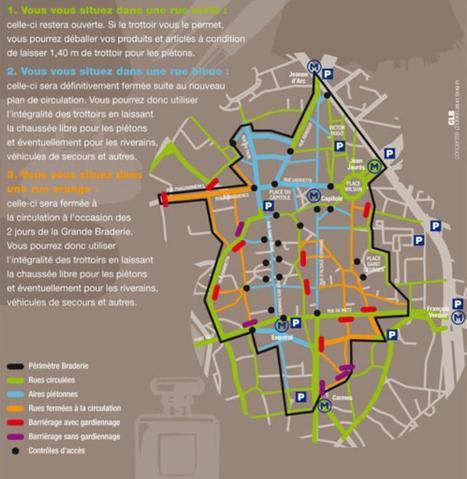 La grande Braderie de Toulouse les 6 et 7 septembre | Toulouse La Ville Rose | Scoop.it