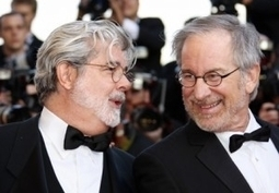 Why Spielberg And Lucas Are Wrong About The Film Industry 'Implosion'   Will the Internet completely replace the traditional TV and movie industries?   Scoop.it