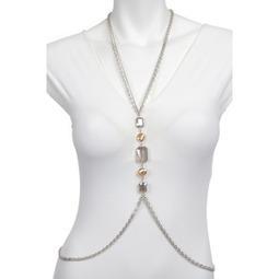 Body Chains, Body Chain Necklaces & Jewelry - Body Bijou Jewelry   jewelry   Scoop.it