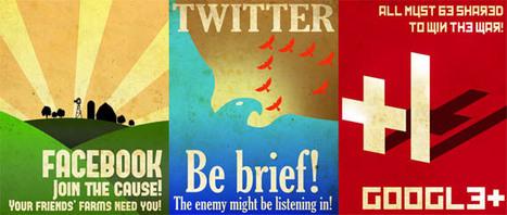 Modern Warfare : Quelle réaction de Facebook, Twitter & Co en situation de guerre ? | Par ici, la veille! | Scoop.it
