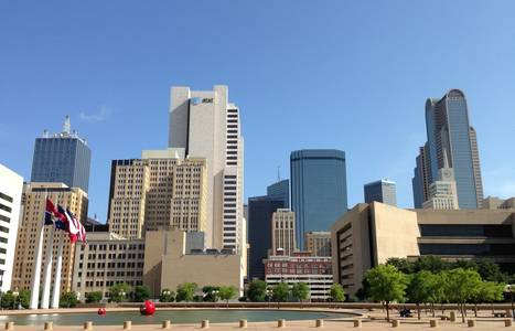 D-FW tops Texas in office leasing and construction | Texas Commercial Real Estate | Scoop.it