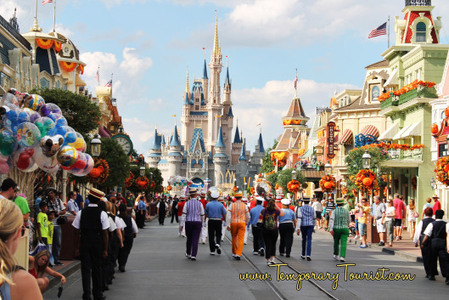Magic Kingdom Flag Retreat Ceremony WDW | Walt Disney World Parks and Resorts | Scoop.it