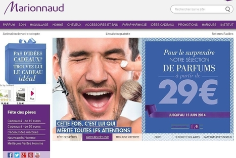 Marionnaud développe le click & collect | Omnicanal | Scoop.it