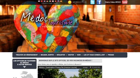 CDT & Stratégie numérique #02 - Pays Médoc | Mon CDT sur le Ouèbe | Scoop.it