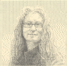Leslie Nichols | ASCII Art | Scoop.it