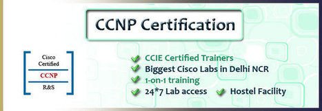 CCNP Training in Gurgaon | Best CCNP Institute in Delhi NCR, India | Networkers Guru | Scoop.it