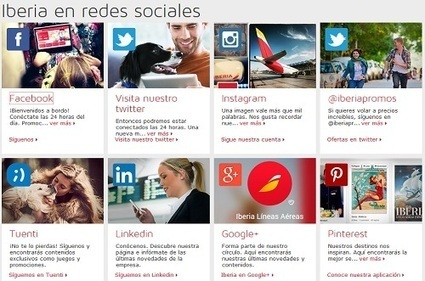 Atención al cliente en Social Media: los 9 pilares de Iberia | SISTEMAS DE INFORMACION | Scoop.it