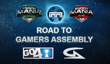 En route vers la Gamers Assembly | Gamers Assembly 2014 | Scoop.it