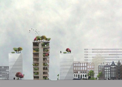 Lijbers Architects: Biodiversity in the Netherlands | sustainable architecture | Scoop.it