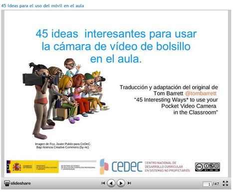 APLICACIONES EDUCATIVAS MÓVILES | Educación - P... | psicología | Scoop.it