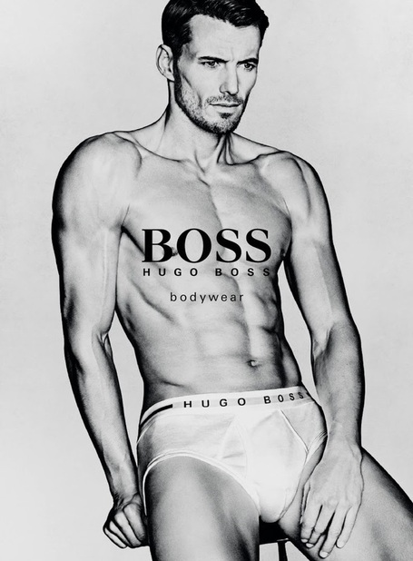 Alex Lundqvist for Hugo Boss Bodywear SS 2013 | JIMIPARADISE! | Scoop.it